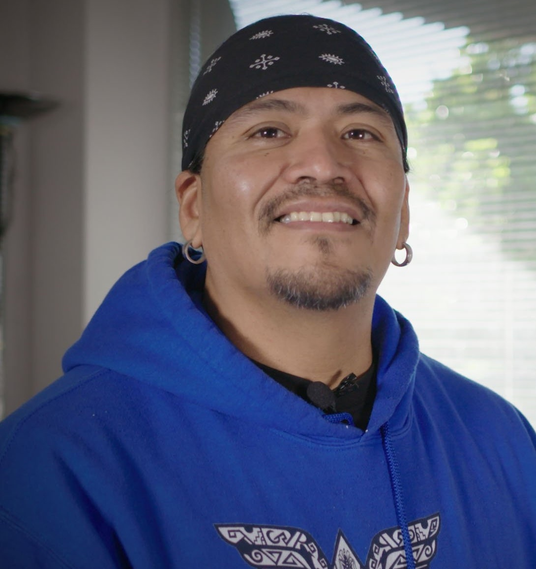 Waylon Pahona Jr. Hopi & Tewa/Maricopa