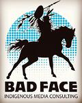 Bad Face Indigenous Media Consulting logo