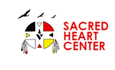Sacred Heart Center logo