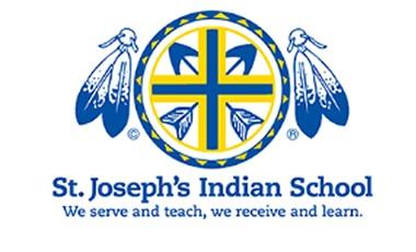 St Josephs Indian School logo